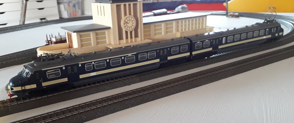 Internationaler Zugverkehr in Plattlingen Plattlingen1580jkl2