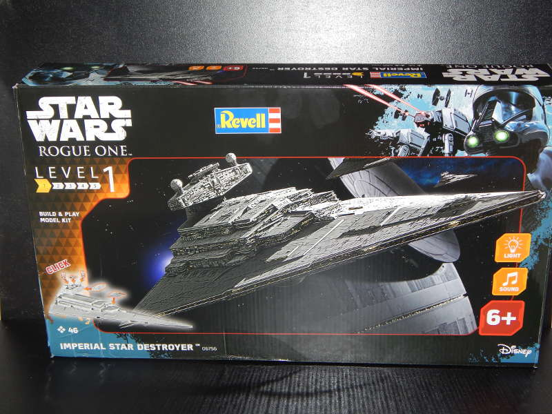 Revell 06756 Imperial Star Destroyer / StarWars Rogue One Sd-01qyy6q