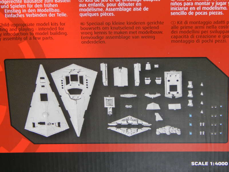 Revell 06756 Imperial Star Destroyer / StarWars Rogue One Sd-03bnxdt