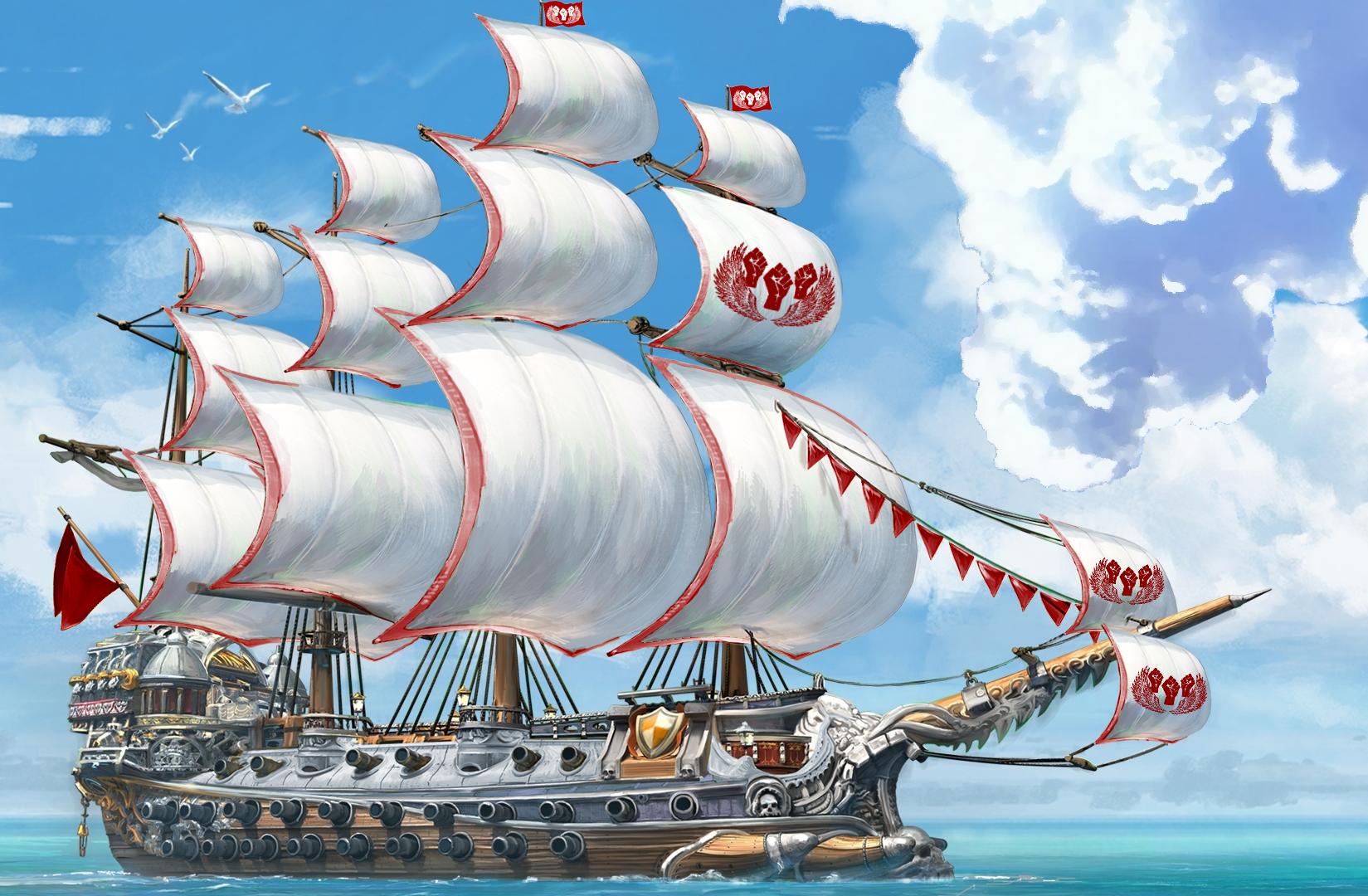 Eutopia Ship33nfnt
