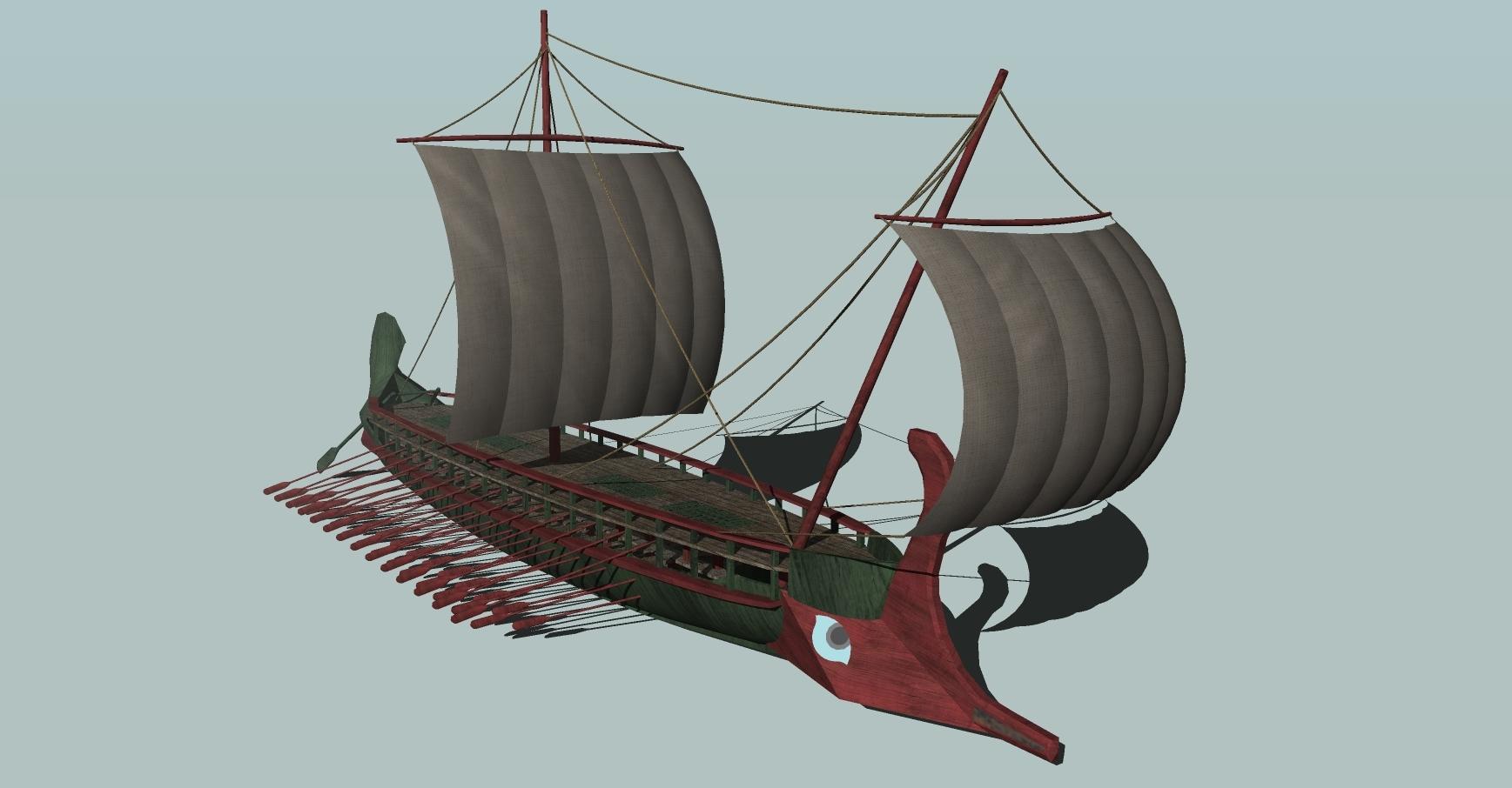 [NW] Bello Civili - The Roman Civil War Trimerelqqp7