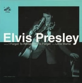 Elvis Presley - Little Mama / I Forgot To Remember To Forget Vinyl_little_mama_cov8eqiu