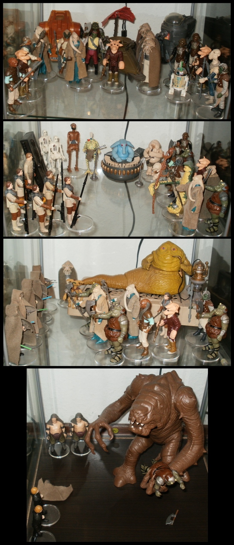 pattejan's collection Vitrine34vukz