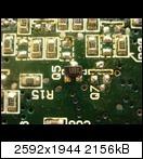 Composants CMS carte mère SNIN Dsc02157qjsuw