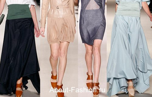 Архив. Весна-лето 2011: модные тенденции - Страница 6 Akris