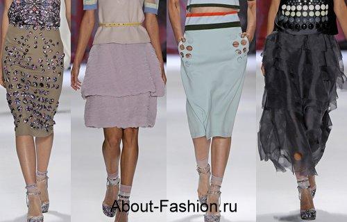 Архив. Весна-лето 2011: модные тенденции - Страница 6 Cynthia-Rowley