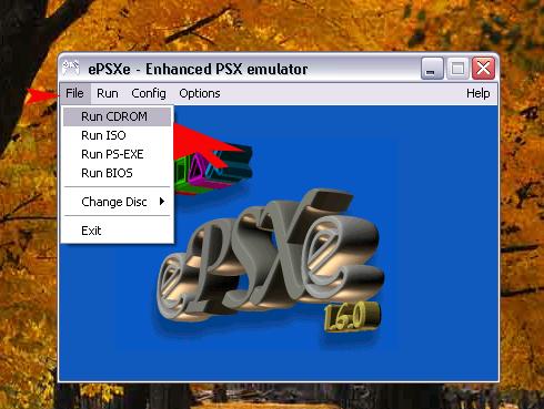 تشغيل البلاستيشن على الكمبيوتر Playstation Emulatorمع الشرح الممل Play14