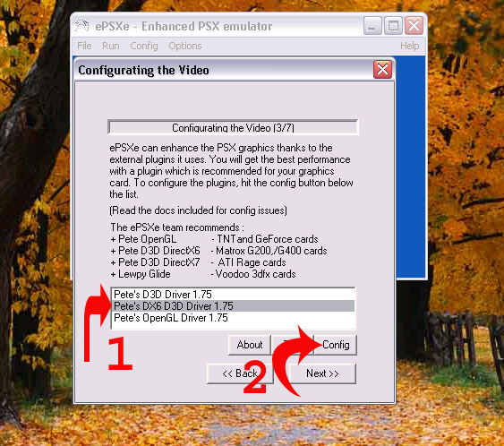 تشغيل البلاستيشن على الكمبيوتر Playstation Emulatorمع الشرح الممل Play7