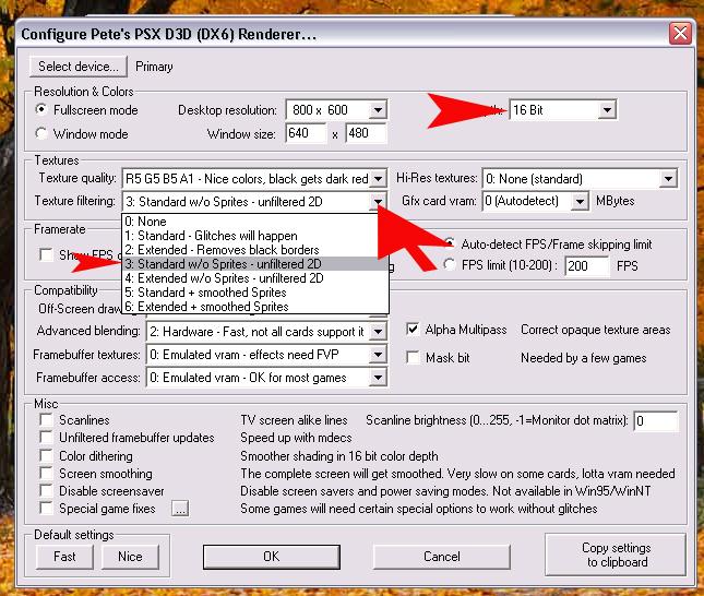 تشغيل البلاستيشن على الكمبيوتر Playstation Emulatorمع الشرح الممل Play8