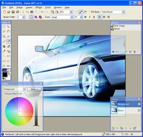 > حصرى جدااا  اخر اصدار من عملاق التأثير على الصور Paint.NET 3.5.1 مع الشرح الكامل على اكثر من سيرفر 01