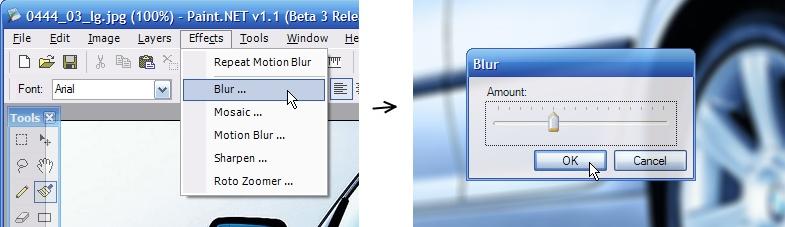 > حصرى جدااا  اخر اصدار من عملاق التأثير على الصور Paint.NET 3.5.1 مع الشرح الكامل على اكثر من سيرفر 07