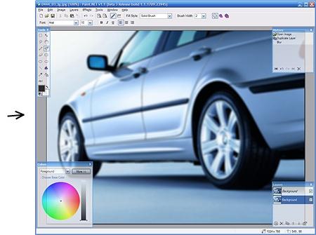 > حصرى جدااا  اخر اصدار من عملاق التأثير على الصور Paint.NET 3.5.1 مع الشرح الكامل على اكثر من سيرفر 08