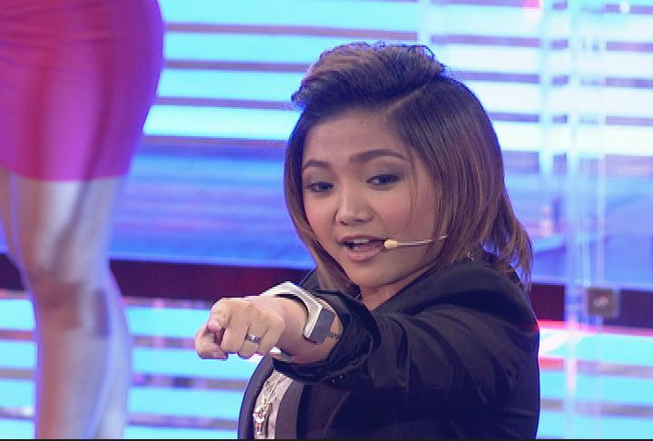 06/21/12 - ABS-CBN PR - DOES CHARICE HAVE THE 'LUCK FACTOR' IN 'DEAL?' CHARICE-3