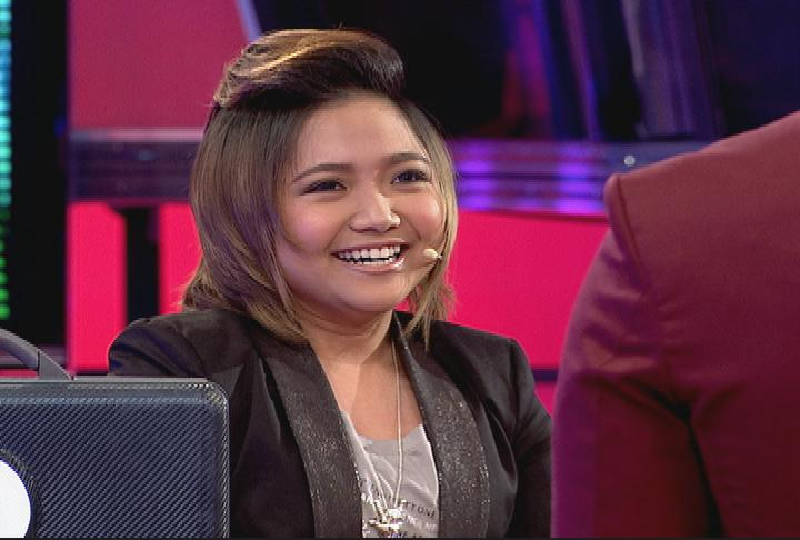 06/21/12 - ABS-CBN PR - DOES CHARICE HAVE THE 'LUCK FACTOR' IN 'DEAL?' CHARICE-4