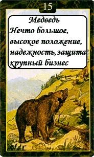 «Мистическо-Магические значения карт Ленорман»  15