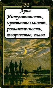 «Мистическо-Магические значения карт Ленорман»  32