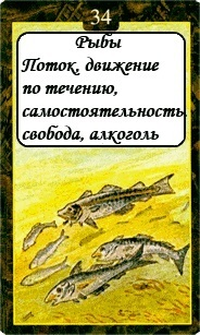 «Мистическо-Магические значения карт Ленорман»  34