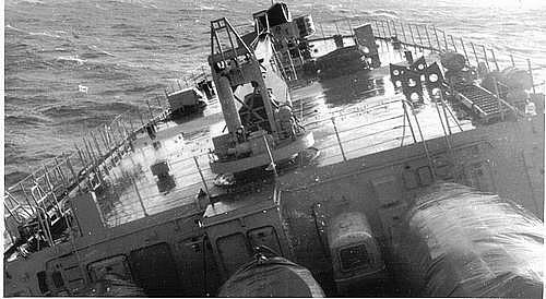 [Les traditions dans la Marine] Passage du cercle polaire (Sujet unique) Polaire1