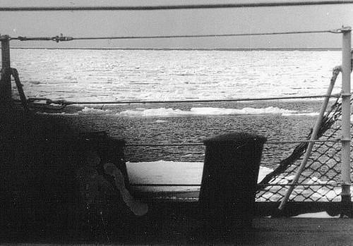 [Les traditions dans la Marine] Passage du cercle polaire (Sujet unique) Polaire10