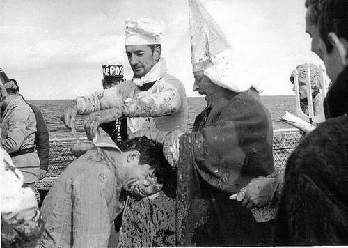 [Les traditions dans la Marine] Passage du cercle polaire (Sujet unique) Polaire4