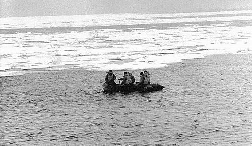 bapteme du cercle polaire - [Les traditions dans la Marine] Passage du cercle polaire (Sujet unique) Polaire8