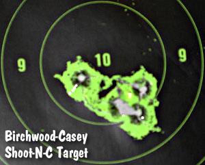 Alvo tipo Shoot-n-c Shootnc01