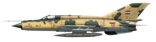 تطوير الميج-21 المصرية واليمنية بالتعاون مع اوكرانيا Aircraft_mig-21mf_egypt