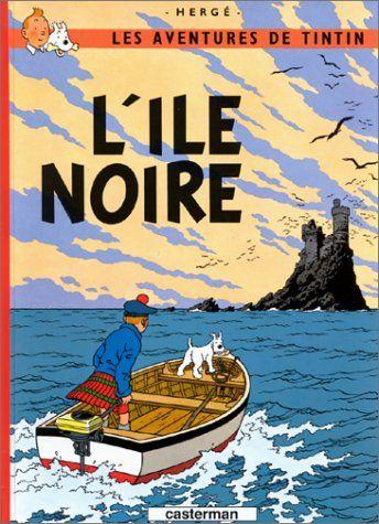 Tintin, L'Ile Noire C6fd8642