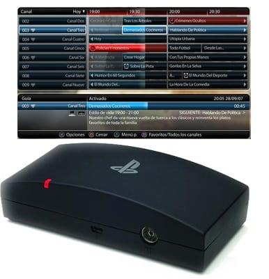 Play TV sintonizador/grabador Play-tv