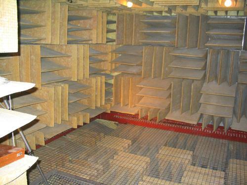 Sala anecoica Camara_anecoica2