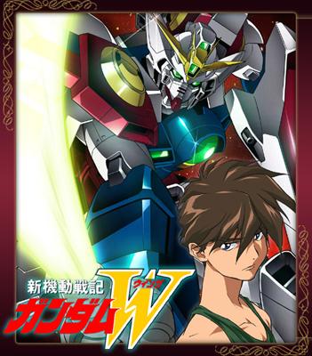 La suite de Gundam Wing Endless Waltz, en roman Gundam-Wing-OAV