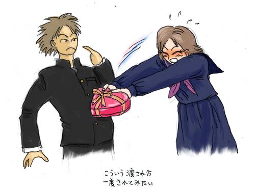 [japon] Avec quel perso de manga souhaitez-vous passer la Saint-Valentin ? Valentine
