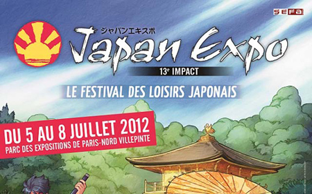Japan Expo - Informations Japan-Expo-affiche