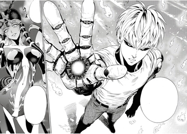 [Manga / Anime] One Punch Man One-Punch-Man-0091