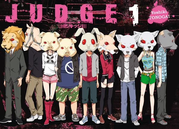 [MANGA] Judge Judge-manga-tome-1