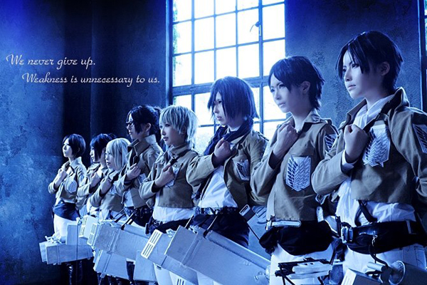Cosplay au Japon. Le best of!!! Shingeki-no-Kyojin-Cosplay-003