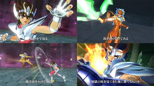 [PS3]Saint Seiya Brave Soldiers [MULTI][Region Free][FW 4.4x] Saint-Seiya-Brave-Soldiers-001
