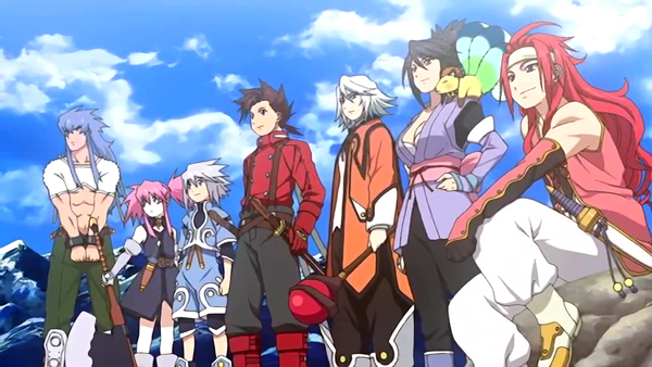 Tales Of Symphonia Tales-of-Symphonia-The-Animation