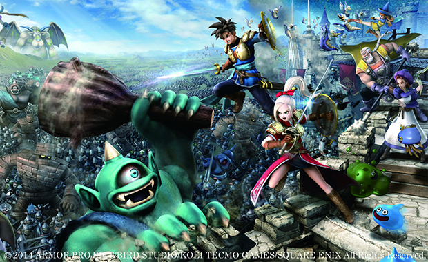 Dragon Quest annoncé sur PS4 !!! Dragon-Quest-Heroes-2015