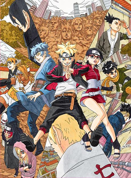 [MANGA/ANIME] Naruto / Naruto Shippuden  - Page 4 Manga-Boruto-annonce
