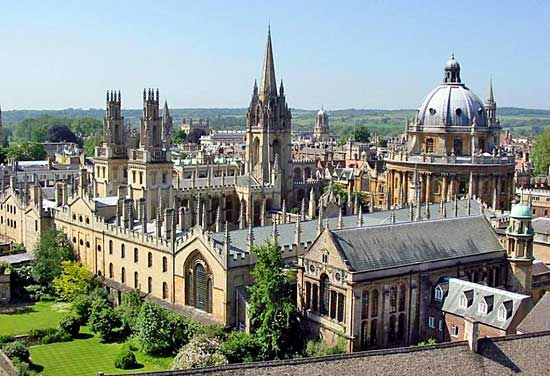 The University of Solar System Studies Oxford