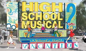 [DCA] High School Musical 2 : School's Out arrive le 18 Août HighSchoolMusical2EntLowBand