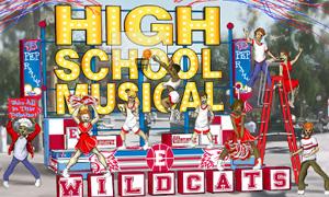 [DCA] High School Musical 2 : School's Out arrive le 18 Août HighSchoolMusicalPepRallyEntLowBand