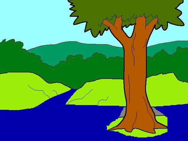 Effacer une partie d'une zone Walk-arbre