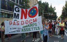 Vidéo procès OGM de Lugos du 10/7 1