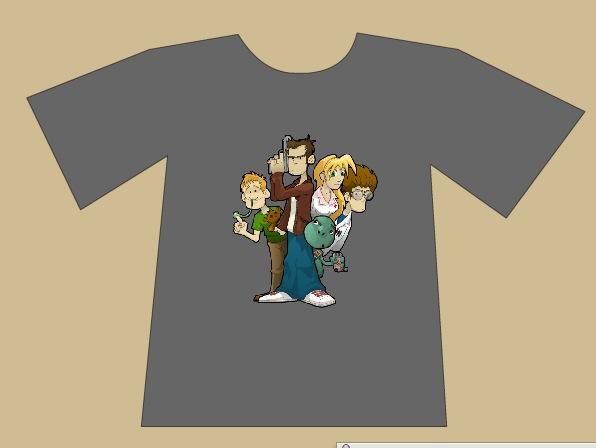 Des Tshirts ou autres vêtements... T2