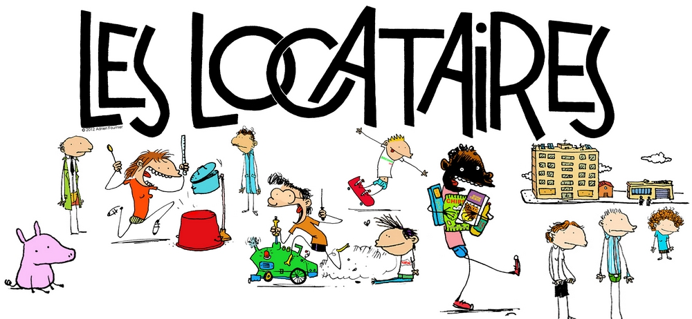 créer un forum : Les Locataires Locatbani