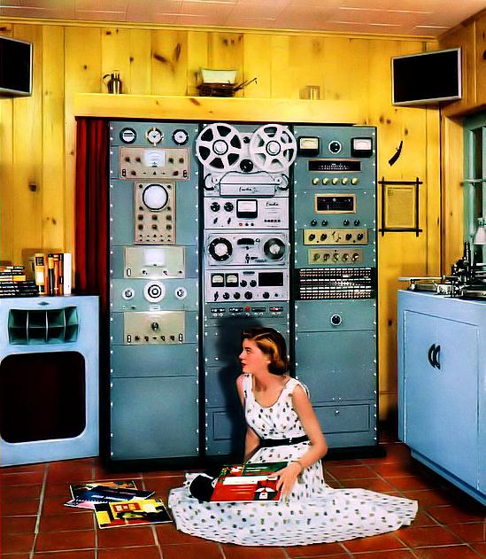 Playlist (120) - Page 2 1950s-Audiophile-Dream-Setup