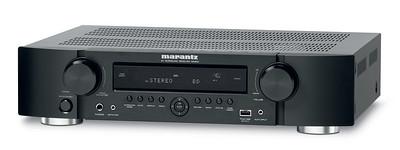 Marantz NR1601: Vídeo 3D e áudio HD multicanal compacto 1204501105_7VHES-S