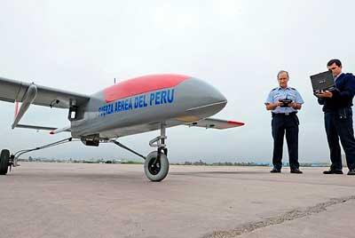 UAV AVIONES NO TRIPULADOS FAP Avion_no_tripulado_peru